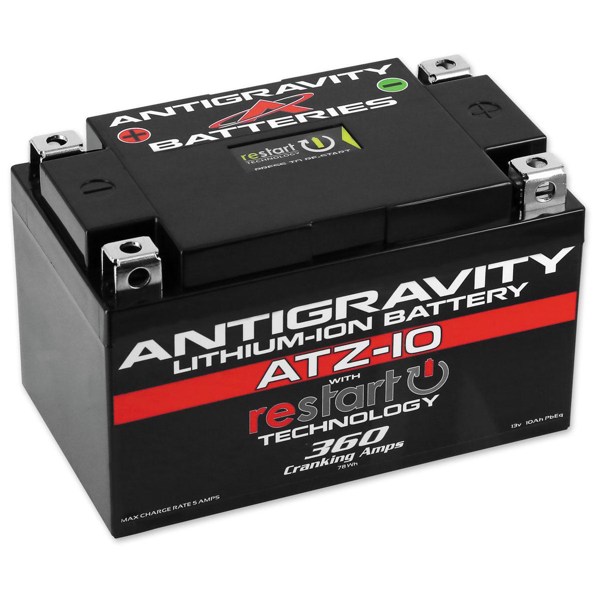 Antigravity RE-START Lithium Ion Battery