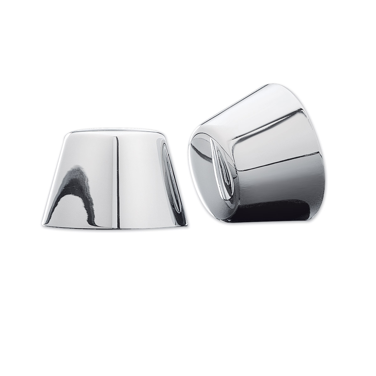 Kuryakyn Front Axle Nut Cover Set