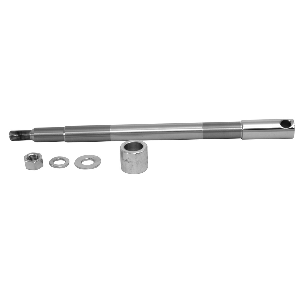J&P Cycles® Front Axle & Hardware Kit
