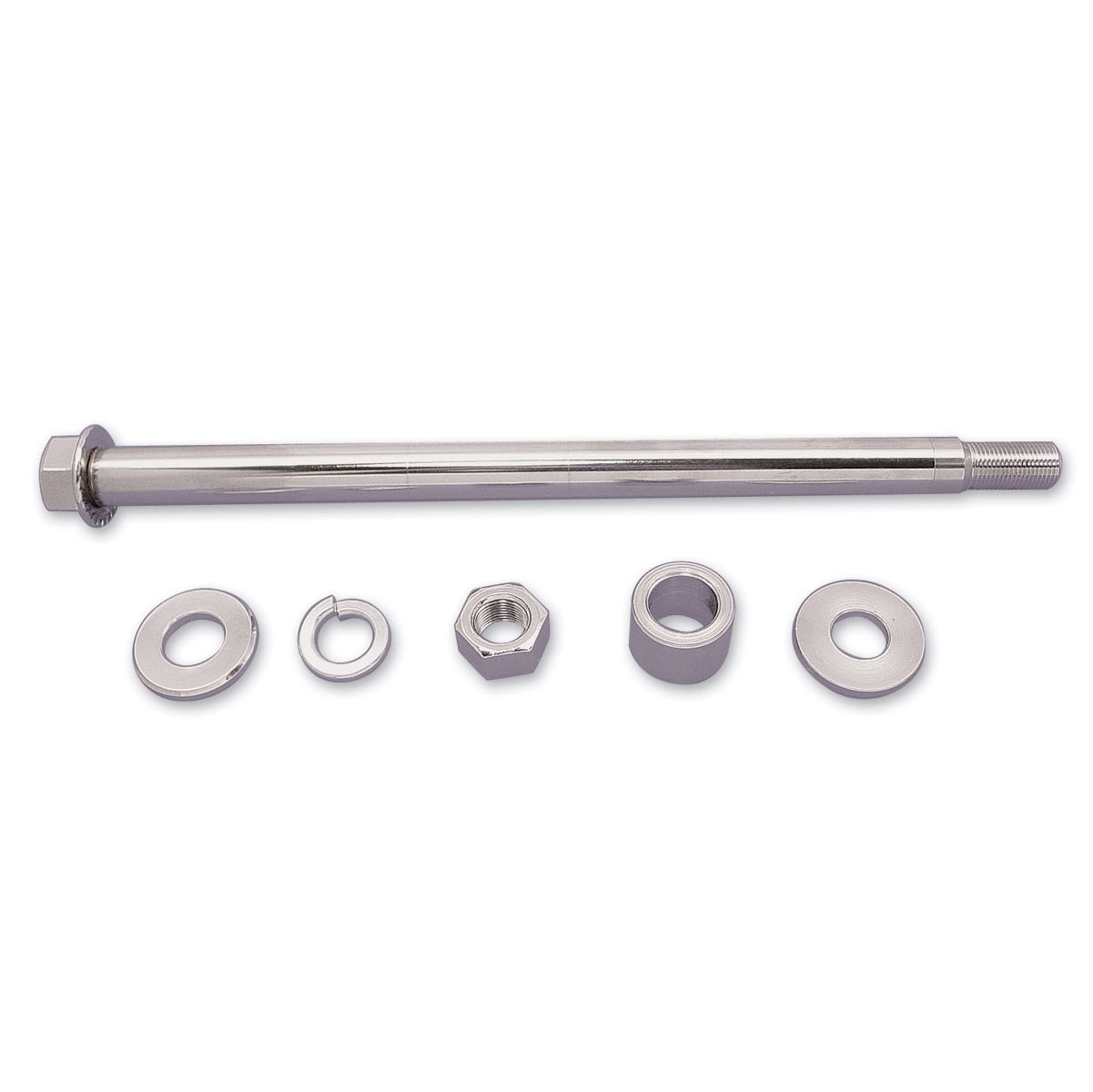 J&P Cycles® Hardware & Rear Axle Kit