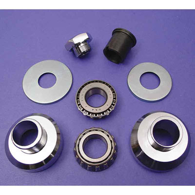 V-Twin Manufacturing Raked Neck Cup Kit