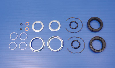 V-Twin Manufacturing Deluxe Fork Seal Kits