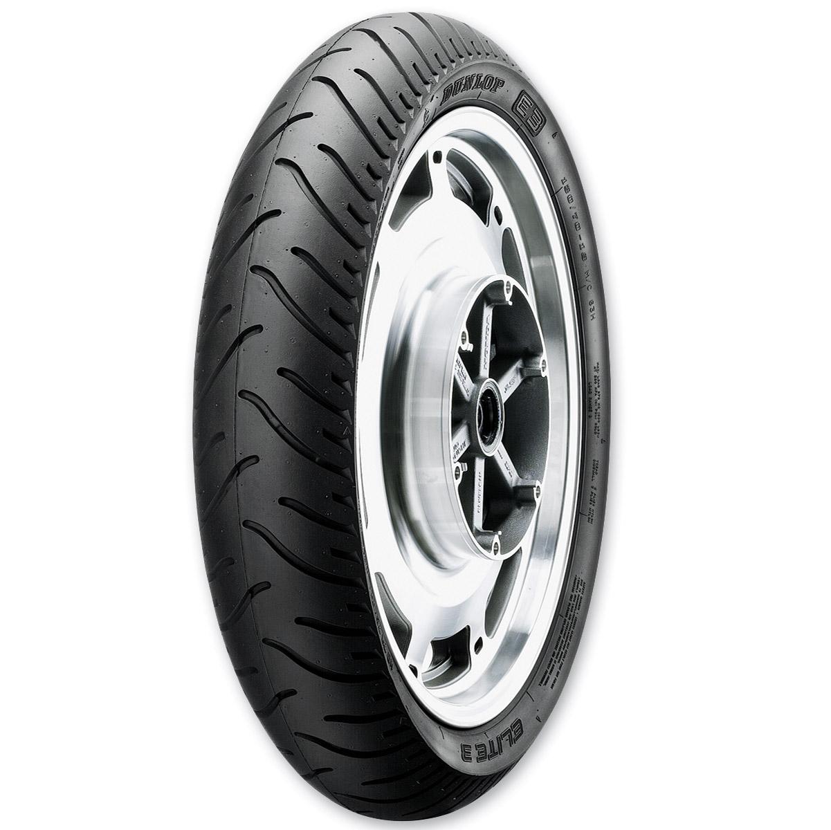 Dunlop Elite 3 MR90-18 Front Tire