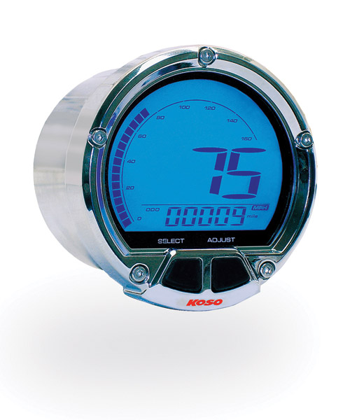 Koso DL-02S Speedometer Kit