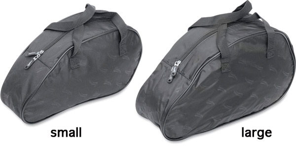 Saddlemen Large Teardrop Saddlebag Liner