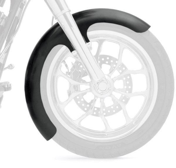 Klock Werks Wrapper Tire Hugger Series Front Fender