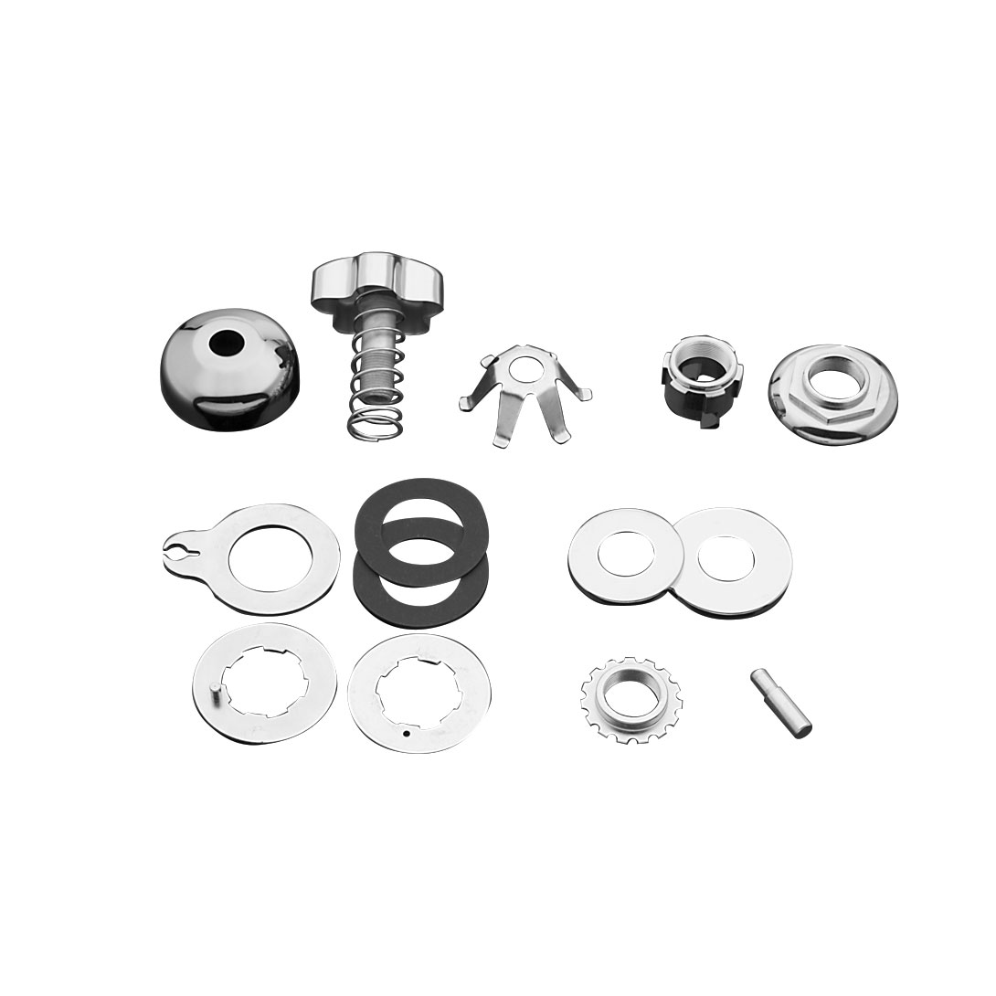 V-Twin Manufacturing Steering Damper Kit - 24-0753