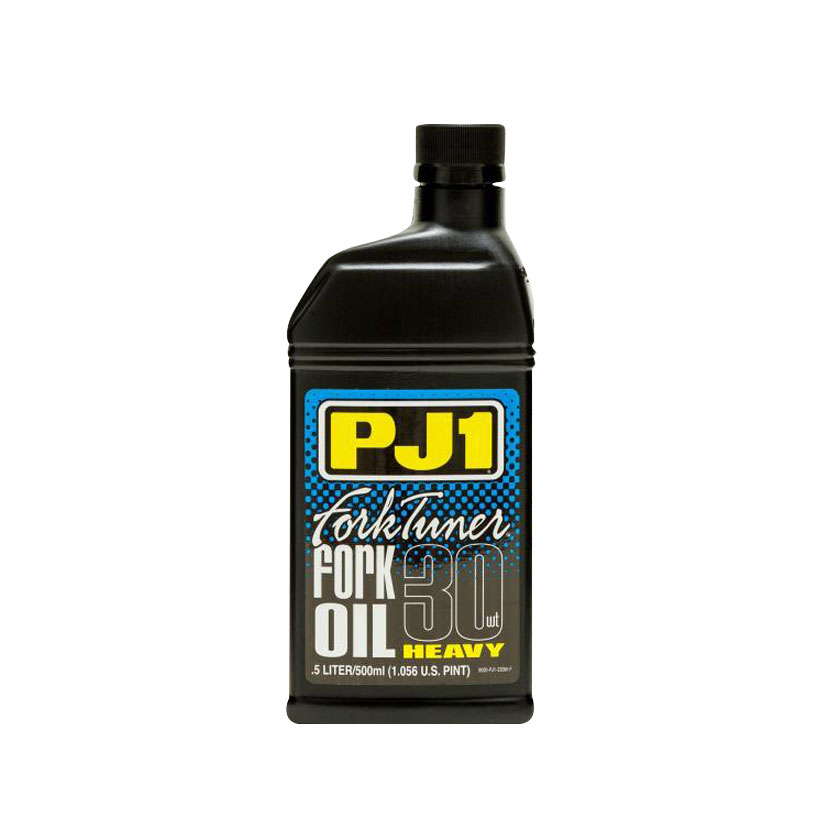 PJ1 Fork Oil, 30 Weight