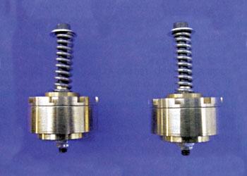 V-Twin Manufacturing Fork Damper Valve Set