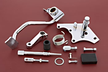 V-Twin Manufacturing Rear Brake Control Kit