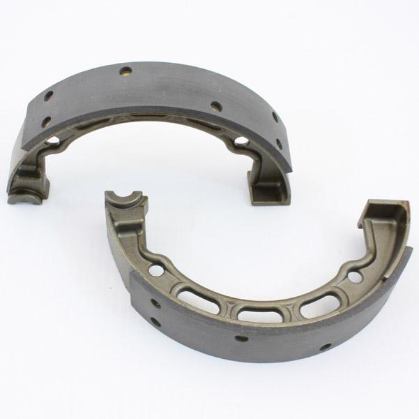 V-Twin Manufacturing Mechanical Brake Shoe Set