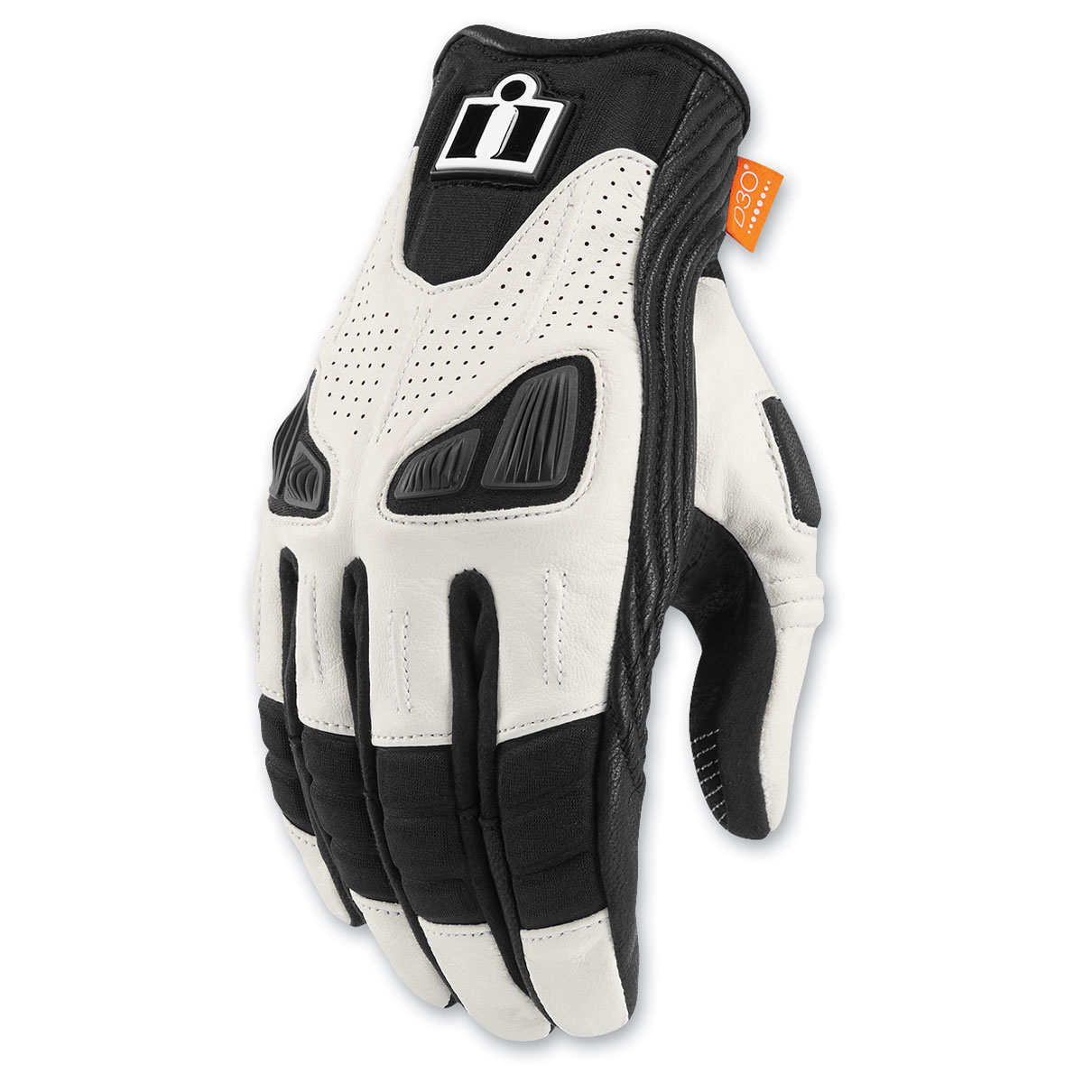 ICON Men's Automag 2 White Gloves