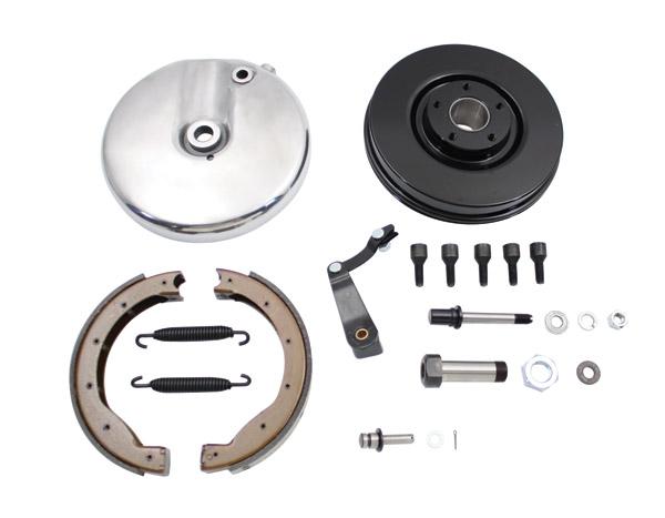 V-Twin Manufacturing Front Drum Brake Kit