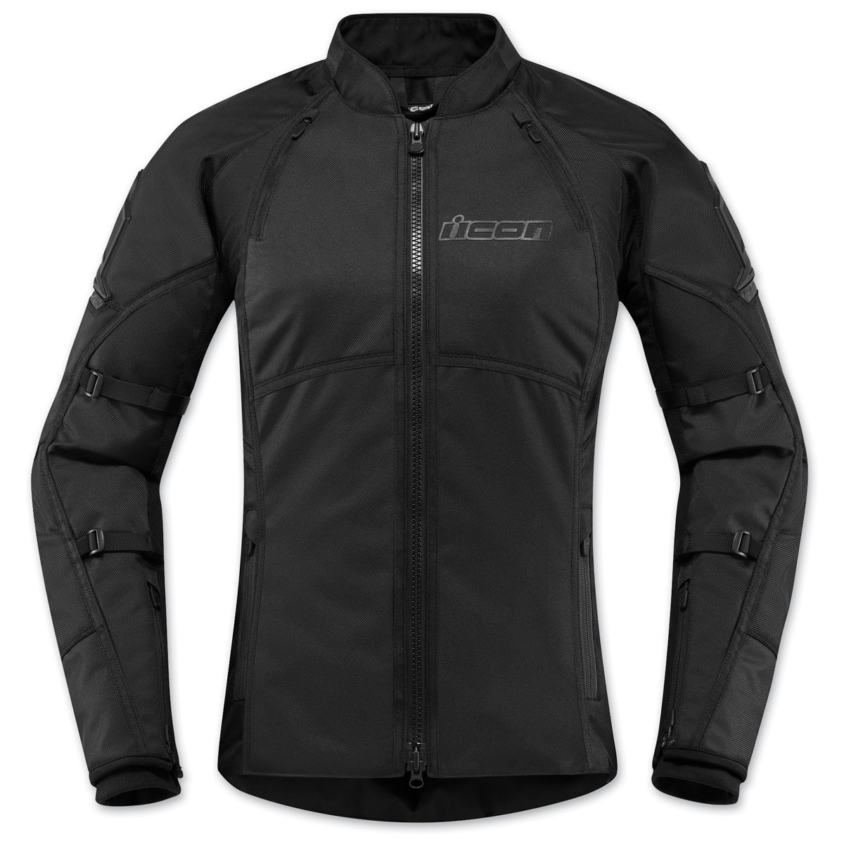 ICON Women's Automag 2 Stealth Textile Jacket