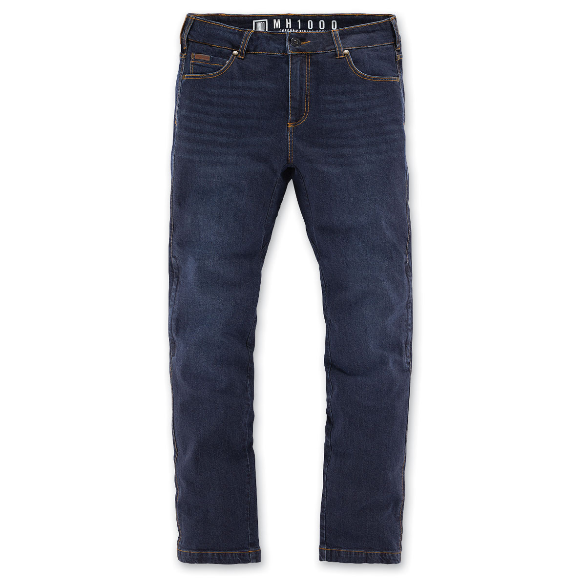 ICON One Thousand Men's MH1000 Blue Riding Jeans