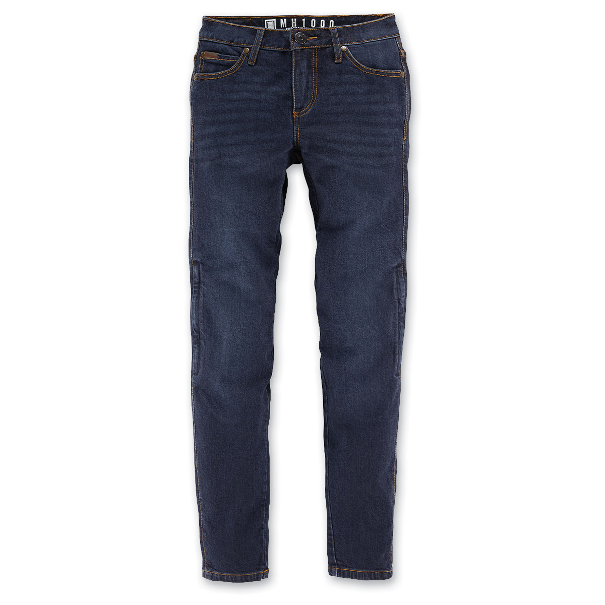 ICON One Thousand Women's MH1000 Blue Riding Jeans