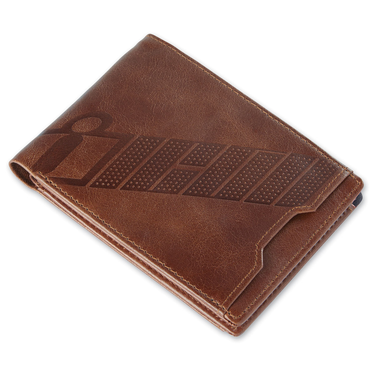 ICON One Thousand Essential Brown Wallet