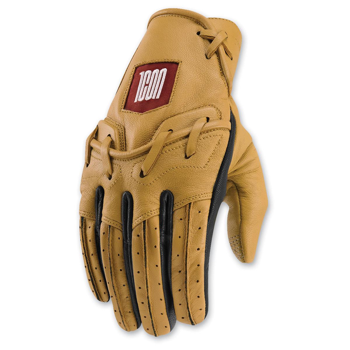 ICON One Thousand Men's Baserunner Brown Gloves