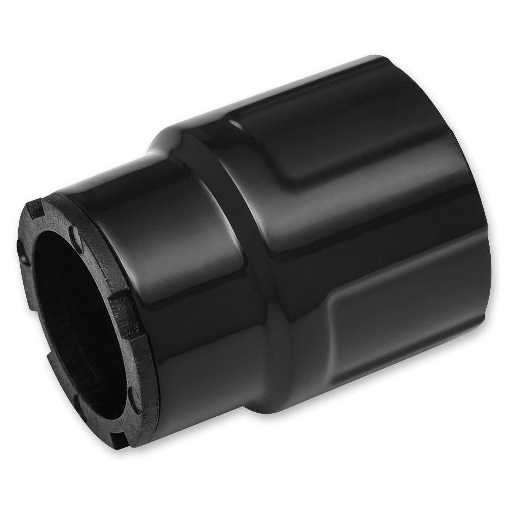 Kuryakyn Precision Heel Shift Eliminator Black