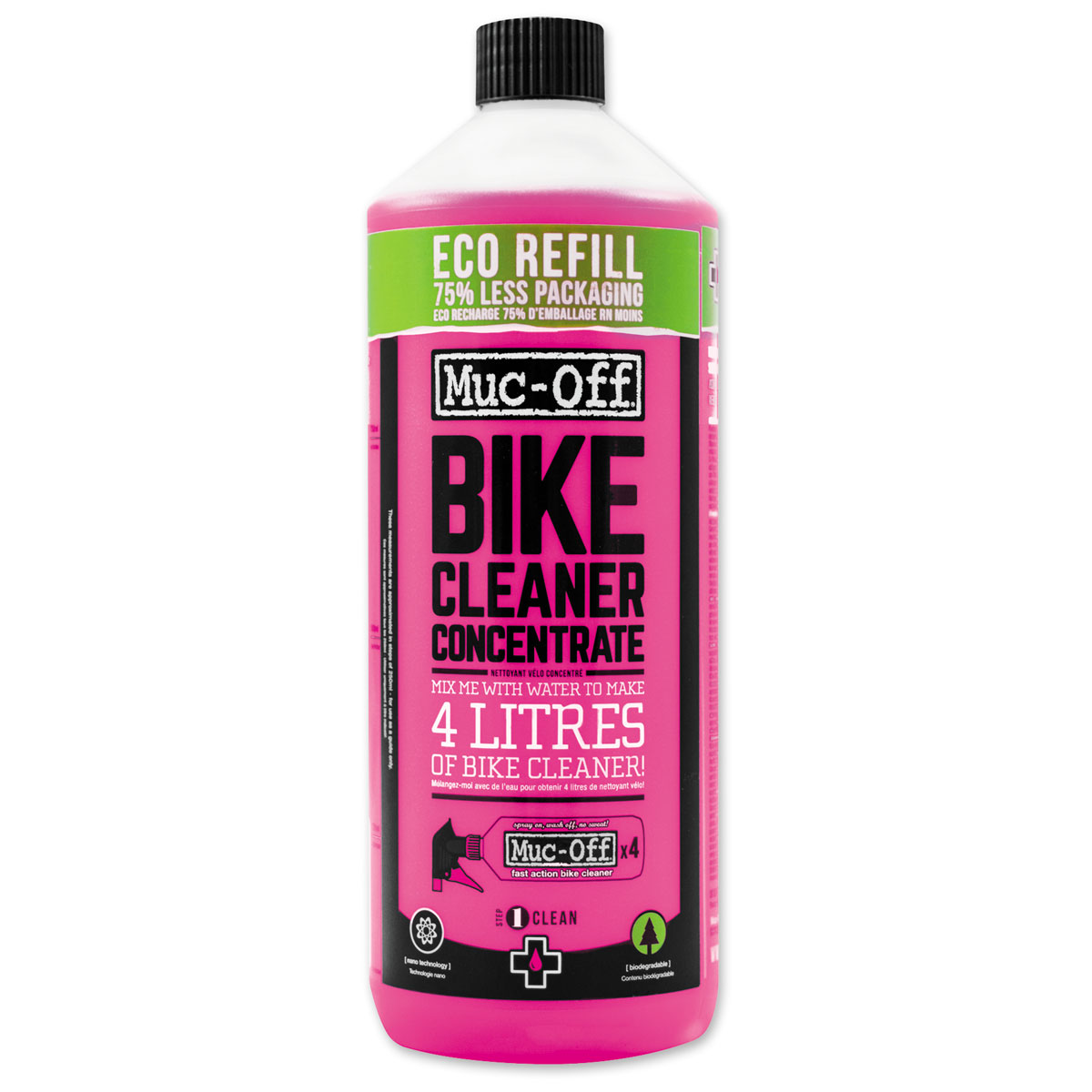 Muc-Off Motorcycle Cleaner Concentrate 1 Liter
