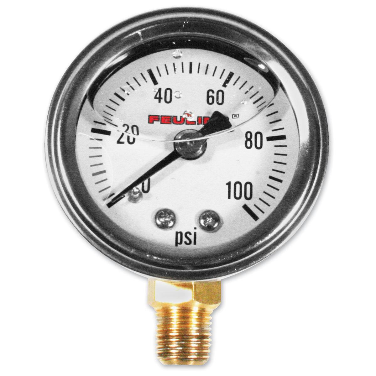 Feuling Liquid Filled Pressure Gauge