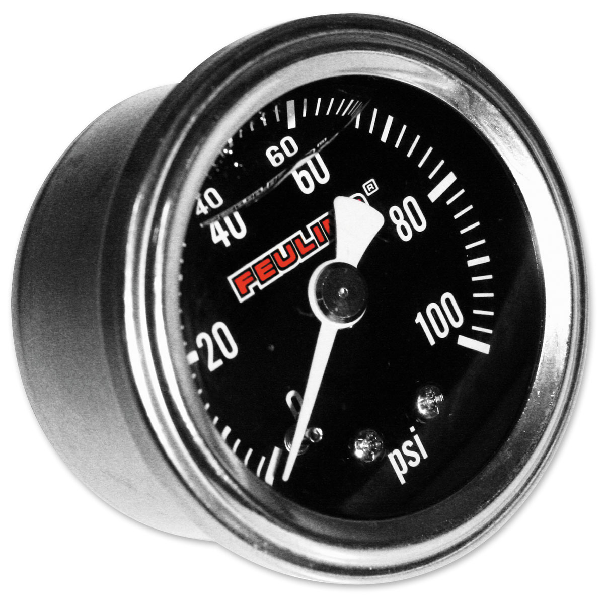 Feuling Liquid Filled Pressure Gauge