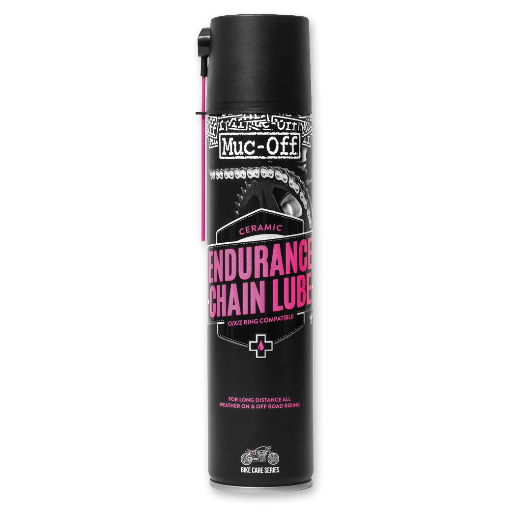 Muc-Off Motorcycle All-Weather Endurance Chain Lube 400 mL