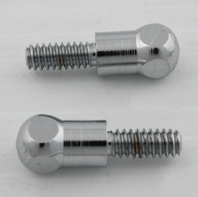 V-Twin Manufacturing Early Brake Lever Screw Set