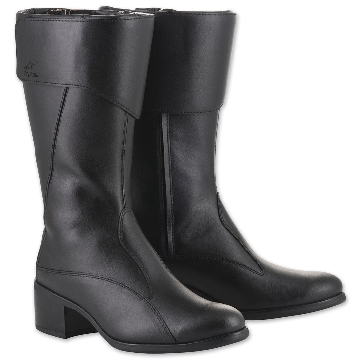 Alpinestars Women's Vika v2 Waterproof Black Boots