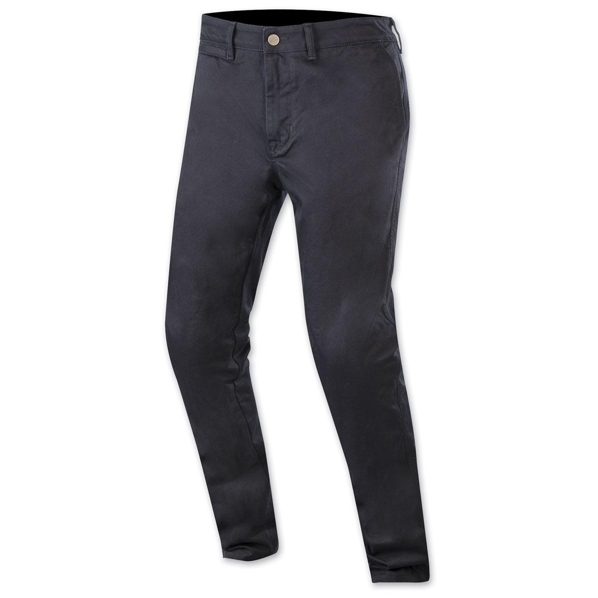 Alpinestars Men's Motochino Navy Blue Pants