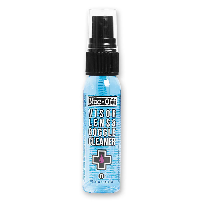 Muc-Off Visor, Lens and Goggles Cleaner 30 mL