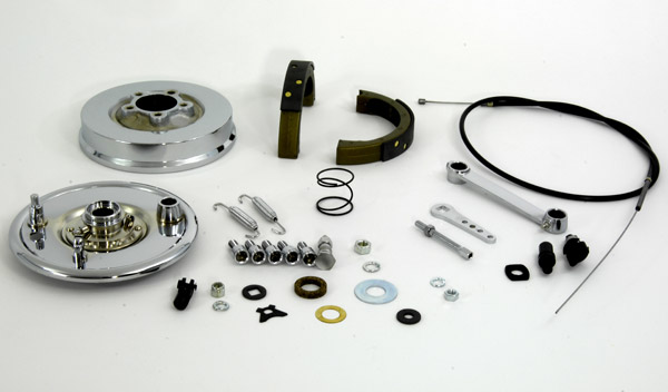 V-Twin Manufacturing Mechanical Brake Kit