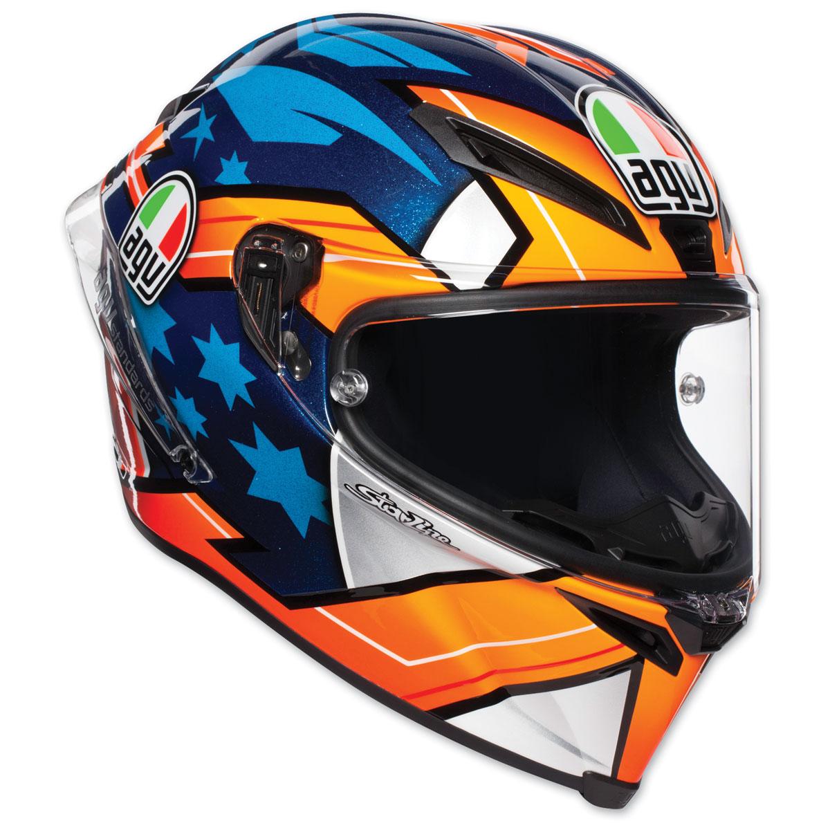 AGV Corsa R Miller 2018 Full Face Helmet