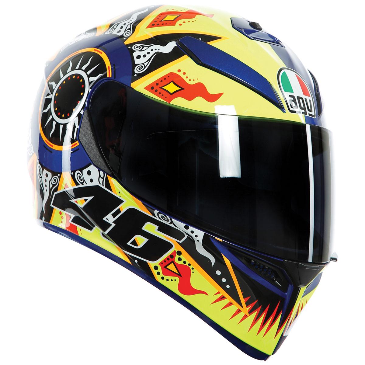 AGV K-3 SV Rossi 2002 Full Face Helmet