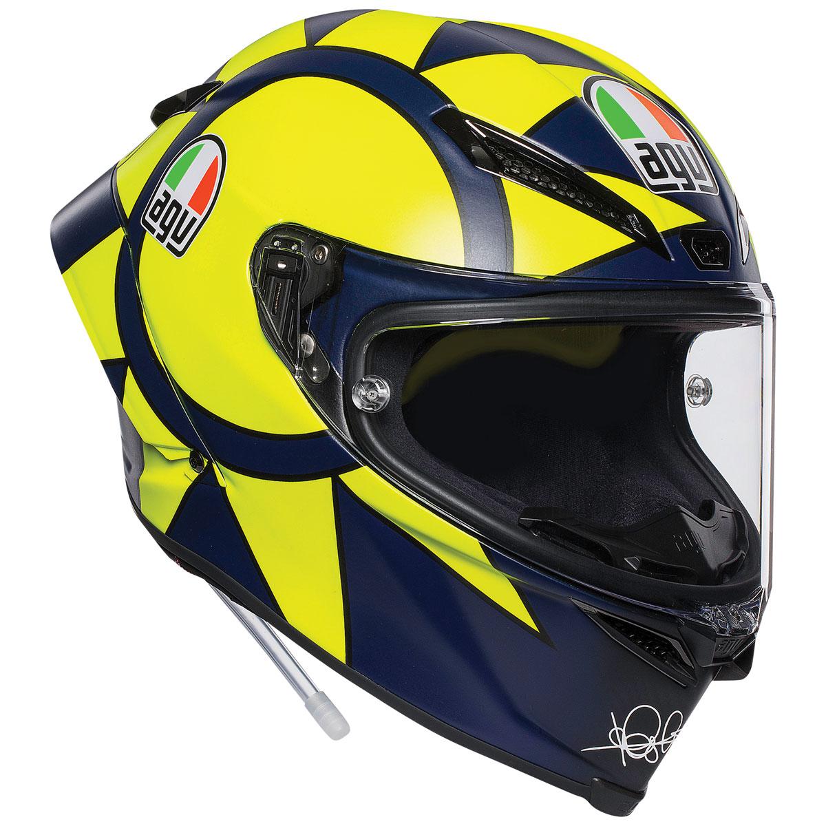AGV Pista GP R Soleluna 2018 Full Face Helmet