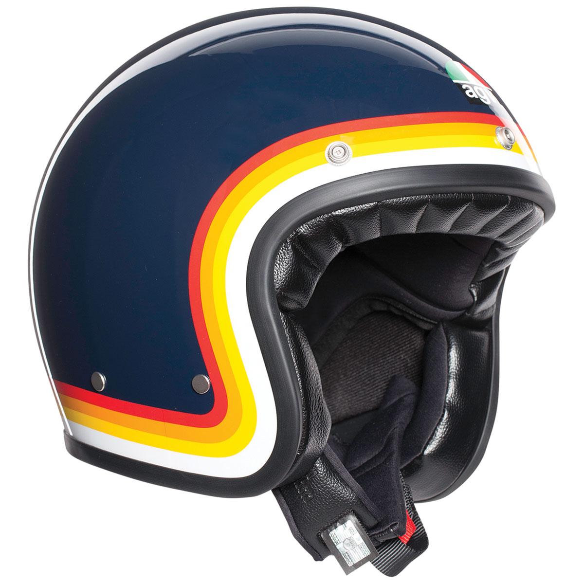 AGV X70 Riviera Open Face Helmet - 21002152I0007XS
