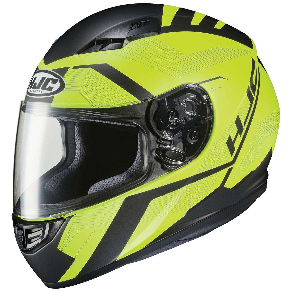HJC CS-R3 Farren Hi-Viz/Black Full Face Helmet