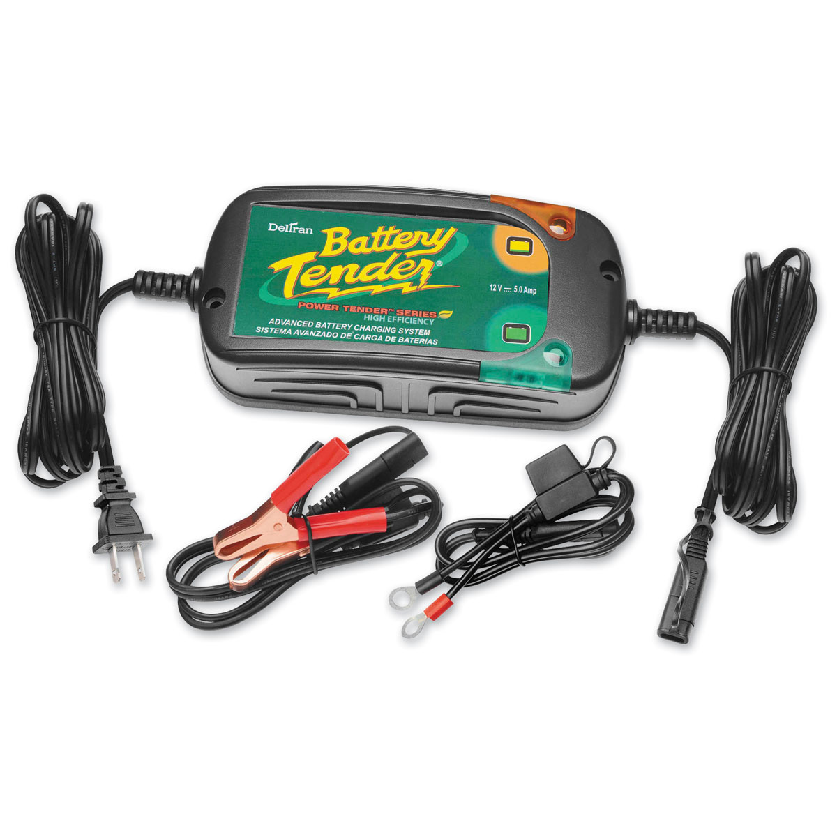 Battery Tender 5-Amp High Efficiency Battery Charger