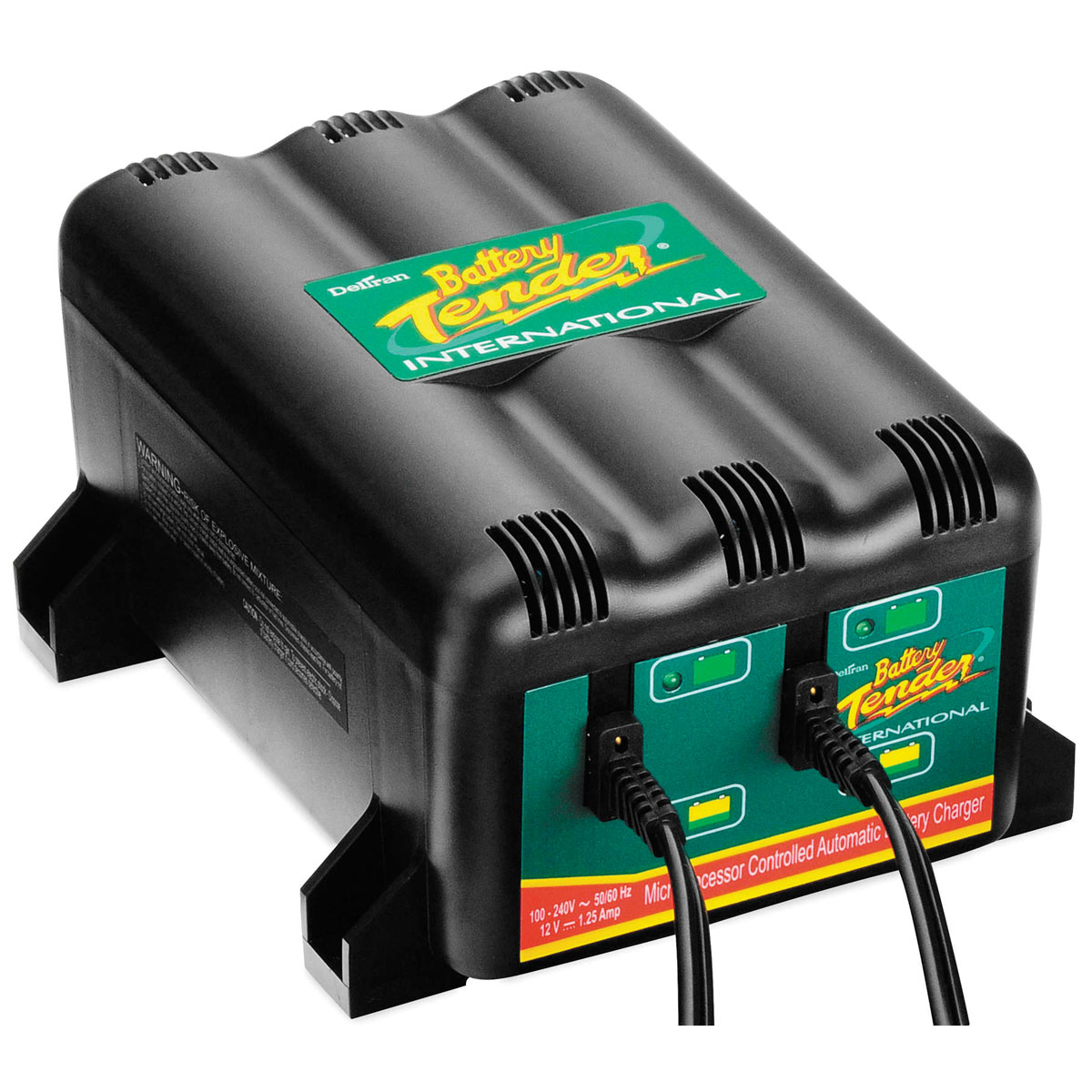 Battery Tender 2-Bank Battery Charger