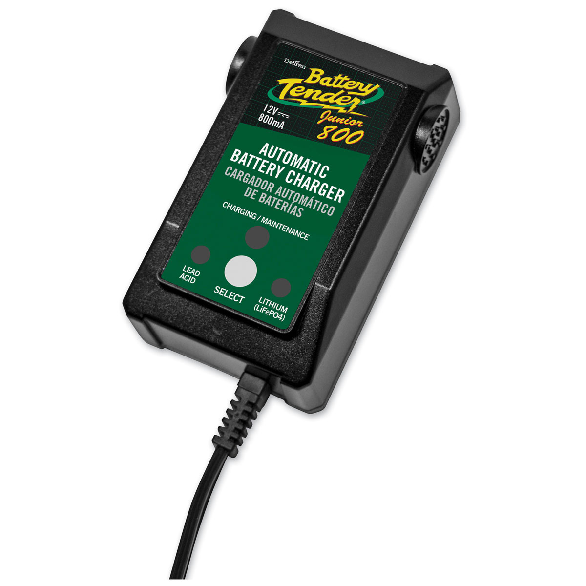 Battery Tender Junior Selectable AGM/ Lithium Charger
