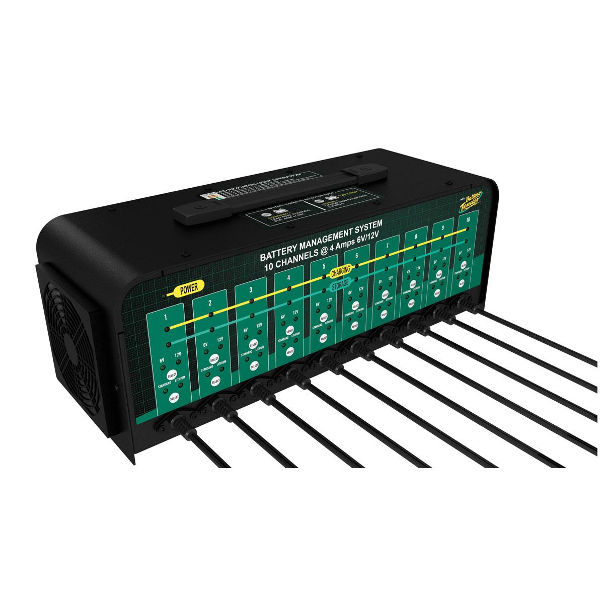 Battery Tender Super Smart 10 Port Battery Management System