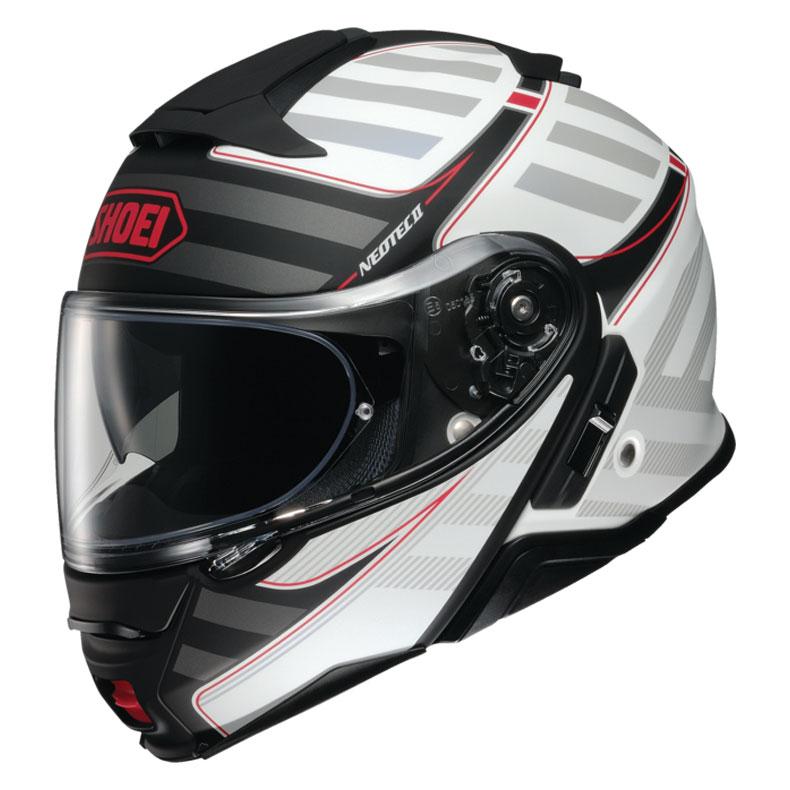 Shoei Neotec II Splicer Matte White Modular Helmet