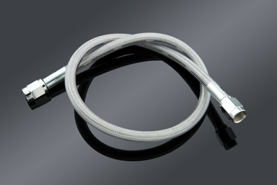 Goodridge Clear Coated Universal Braided Brake Lines