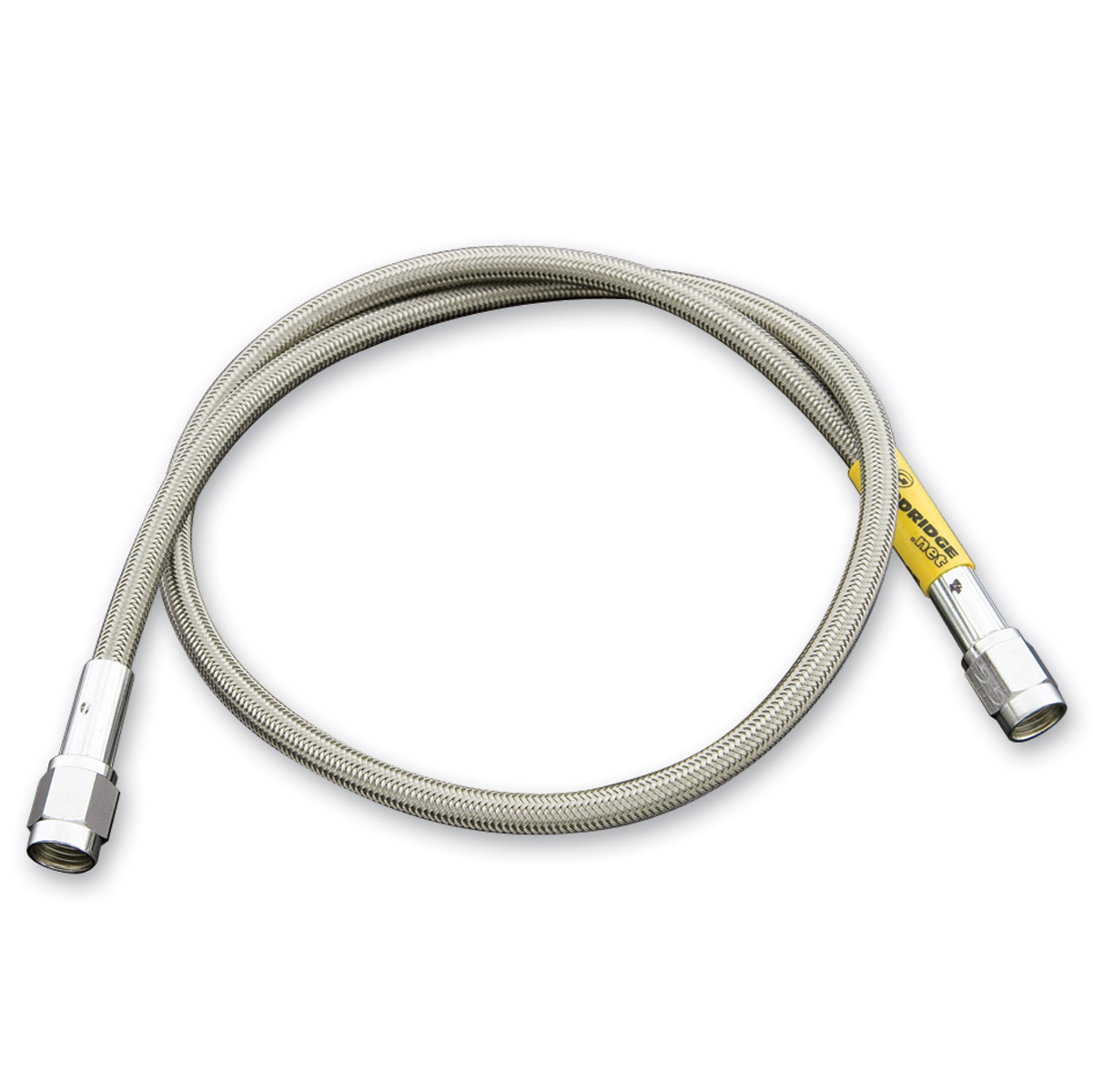 Brake Line Diameter : Goodridge universal brake line j p cycles