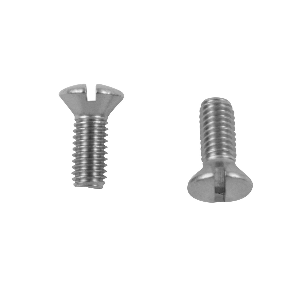 V-Twin Manufacturing Stainless Steel Master Cylinder Top Screws