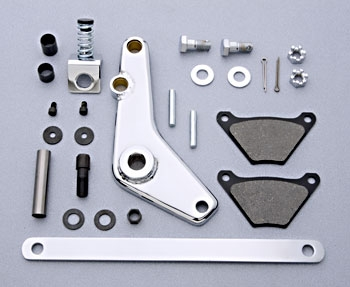 J&P Cycles® Complete Brake Rebuild Kit