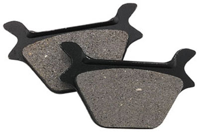 J&P Cycles® Stock Replacement Brake Pads