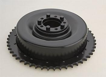 V-Twin Manufacturing Rear Brake Drum
