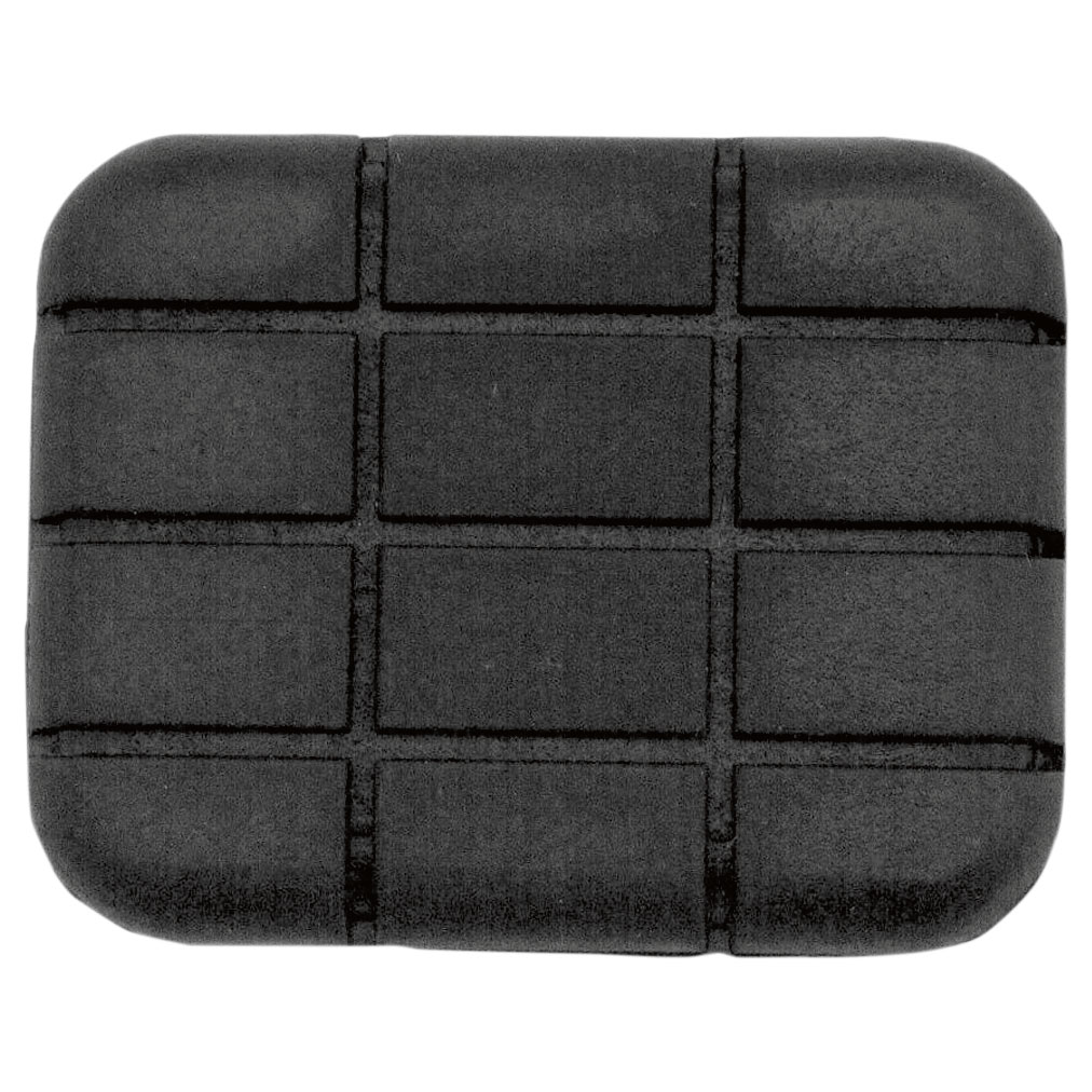Drag Specialties Brake Pedal Pad Replacement Rubber