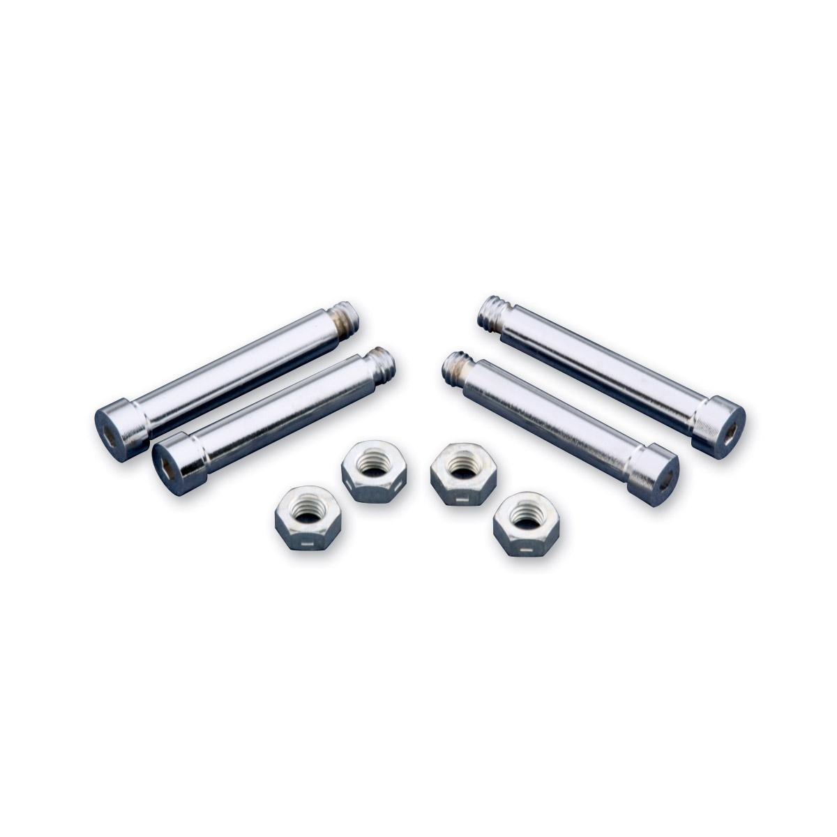 J&P Cycles® Chrome Caliper Mount Kit